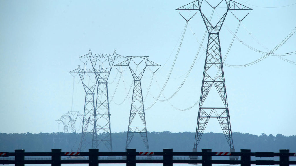 Transmission lines | Photo by NPCA