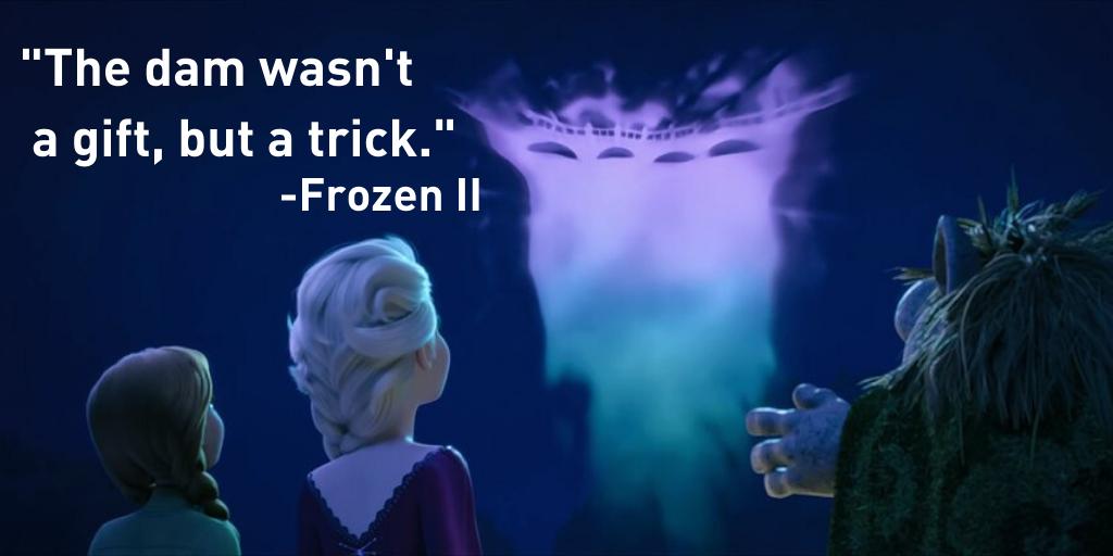 """Résultat de recherche d'images pour """"frozen 2 dam"""""""