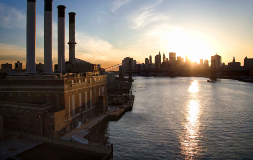 Hudson River, NY | Photo by Jupiter Images