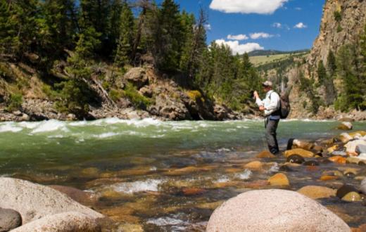 Klug - Yellowstone River