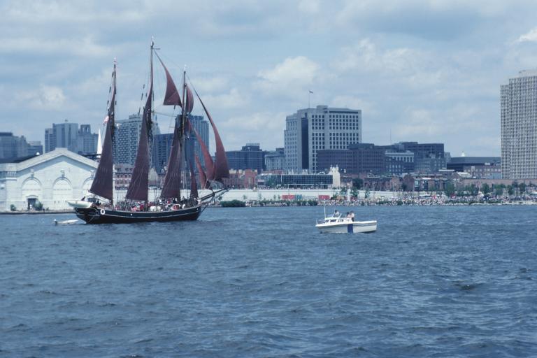 Philadelphia, PA — along the Delaware River