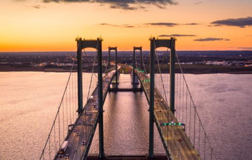 The Delaware River, DE