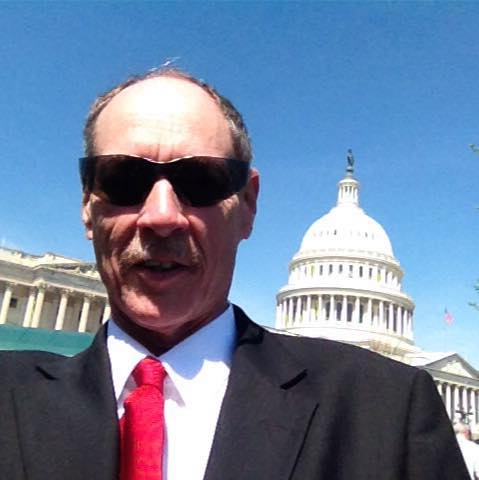 Tom Duncan lobbying at the U.S. Capitol
