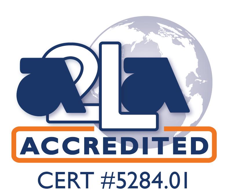 ISO/IEC accreditation