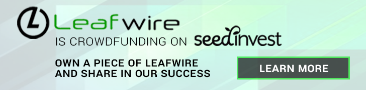 LeafWire is crowdfunding