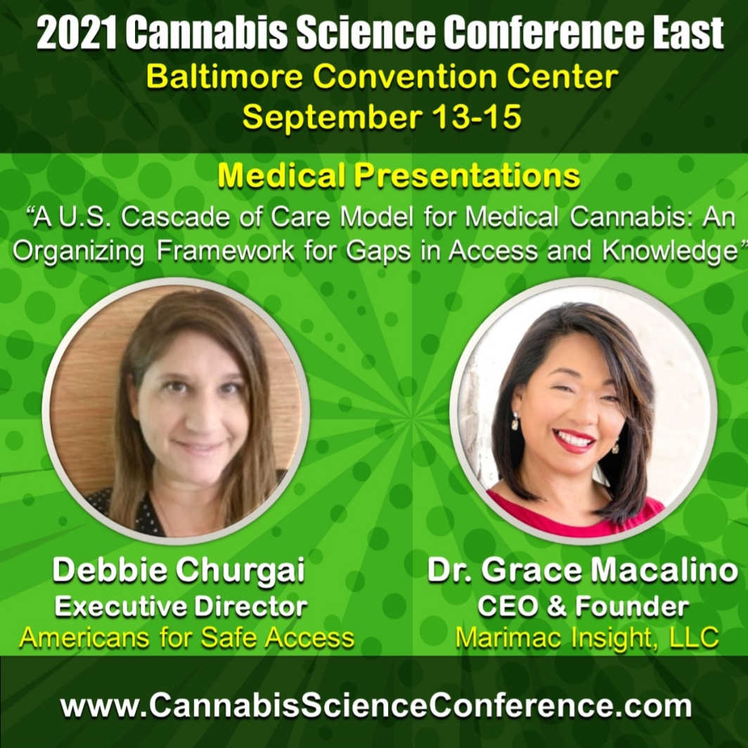 Cannabis Science speakers