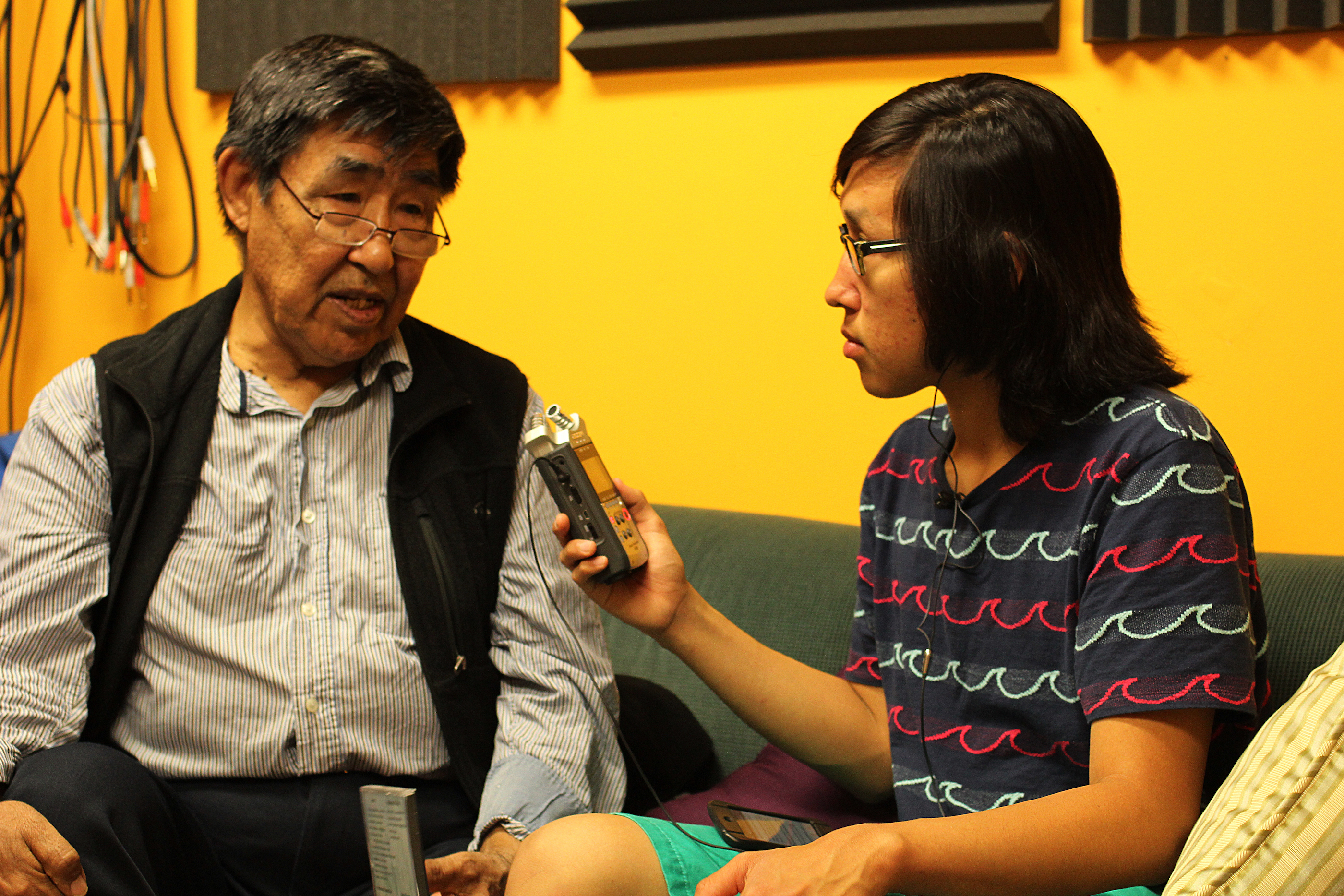 Mediak training from Alaska Federation of Natives: Youth and Elders Conference. Provided by Koahnic Broadcast Corporation.