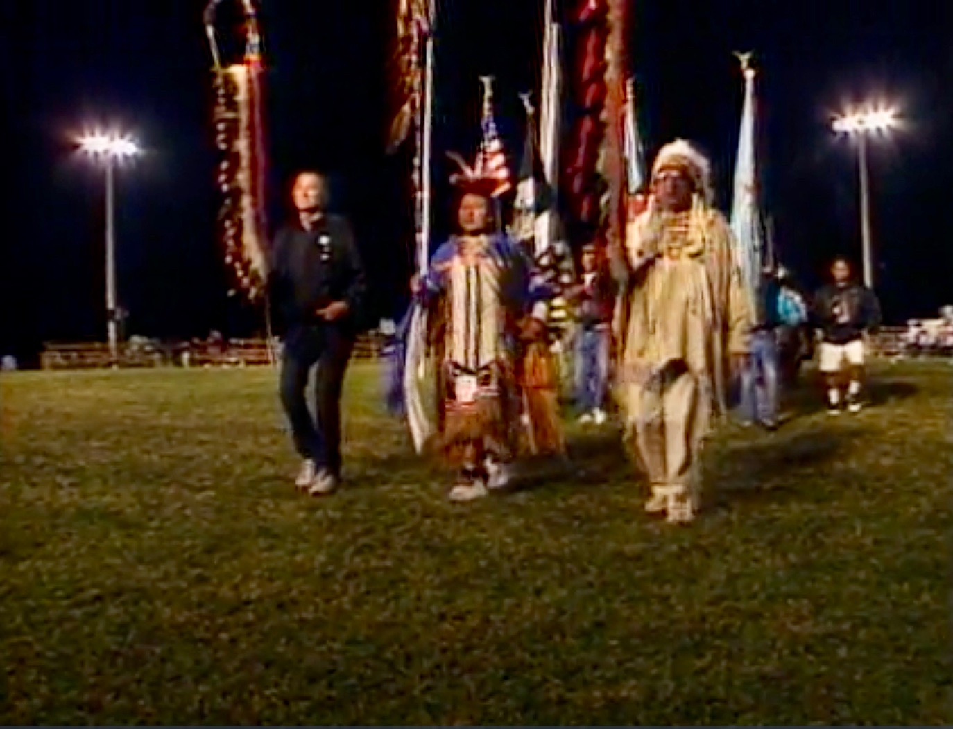 Image from Wacipi Powwow, Twin Cities Public Television (1995), https://americanarchive.org/catalog/cpb-aacip_77-1937qsxt.