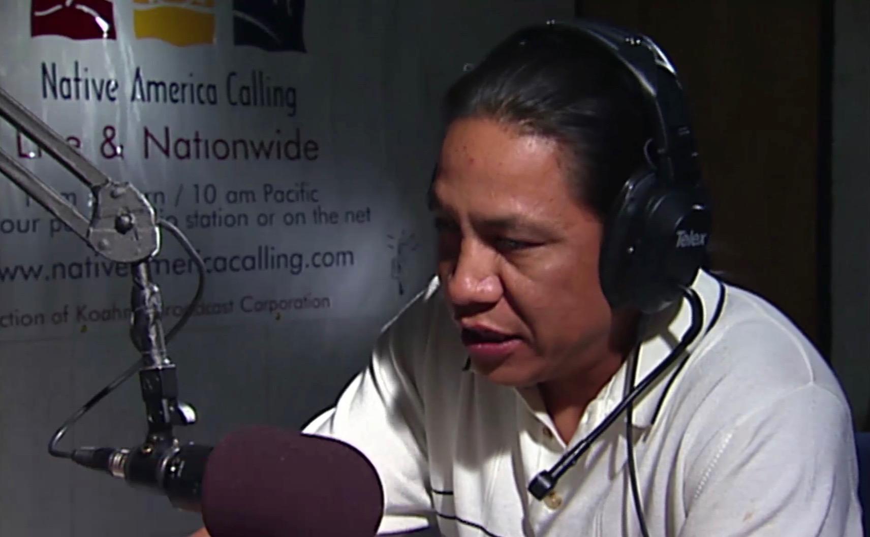 Native America Calling.
