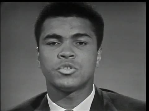 Conversation with Muhammad Ali
