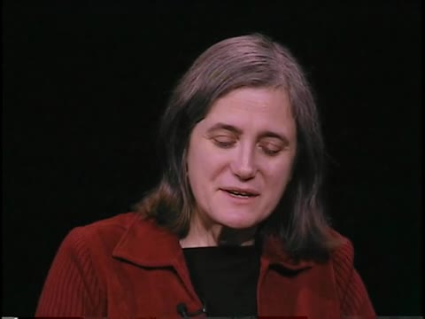 Jewish Women in America: Amy Goodman of 'Democracy Now!'