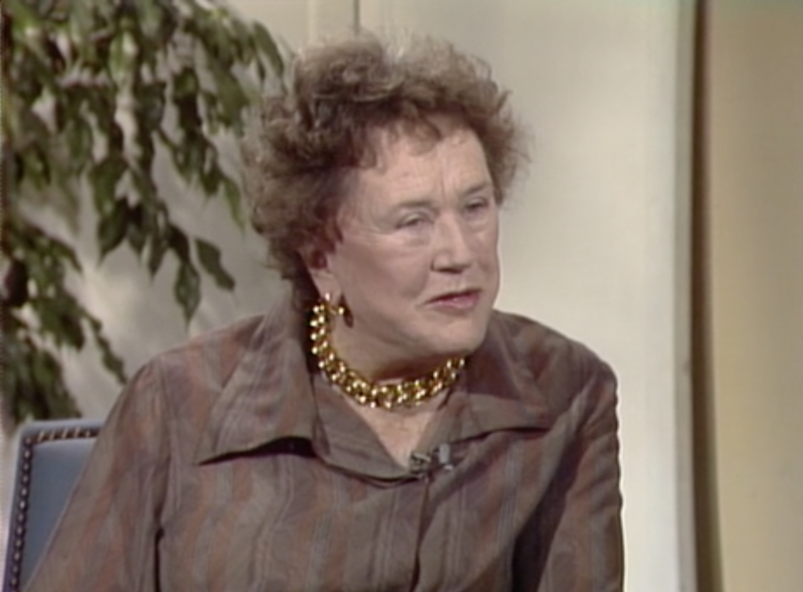A Word on Words: Julia Child