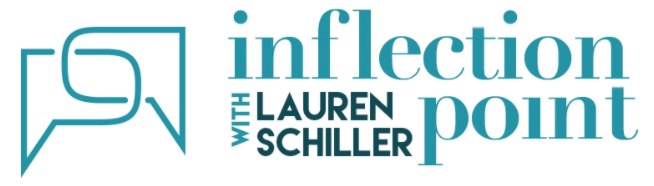 Inflection Point with Lauren Schiller logo