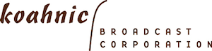 Koahnic Broadcast Corporation logo