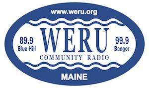 WERU Community Radio logo