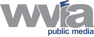 WVIA Public Media logo