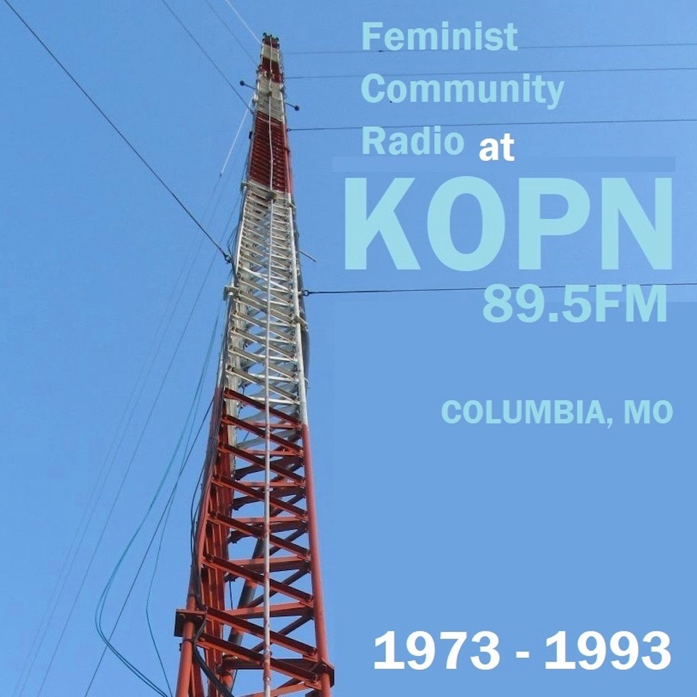 Feminist Community Radio at KOPN