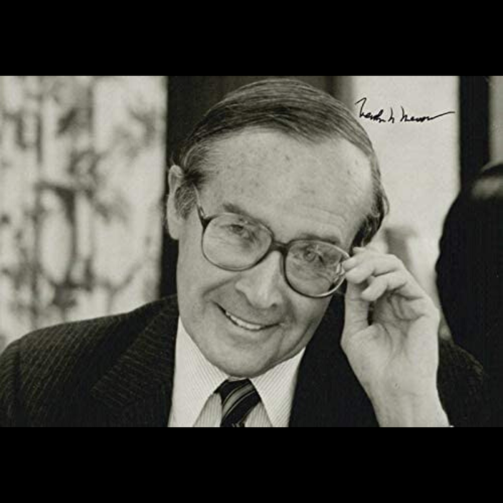 Broadcasting in the Public Interest: The Newton Minow Collection