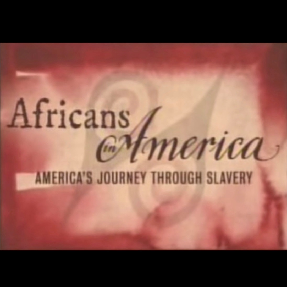 Africans in America Interviews