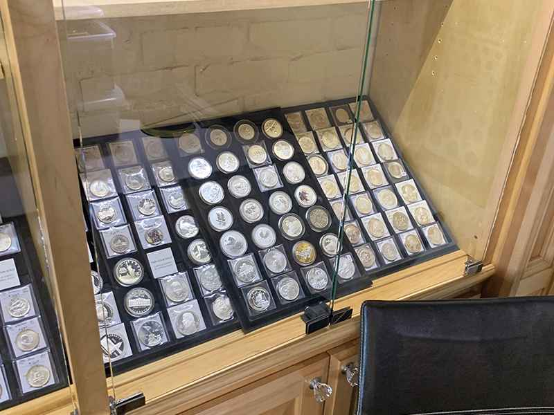 sell rare silver and gold coins tyler texas