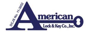 American Lock & Key logo