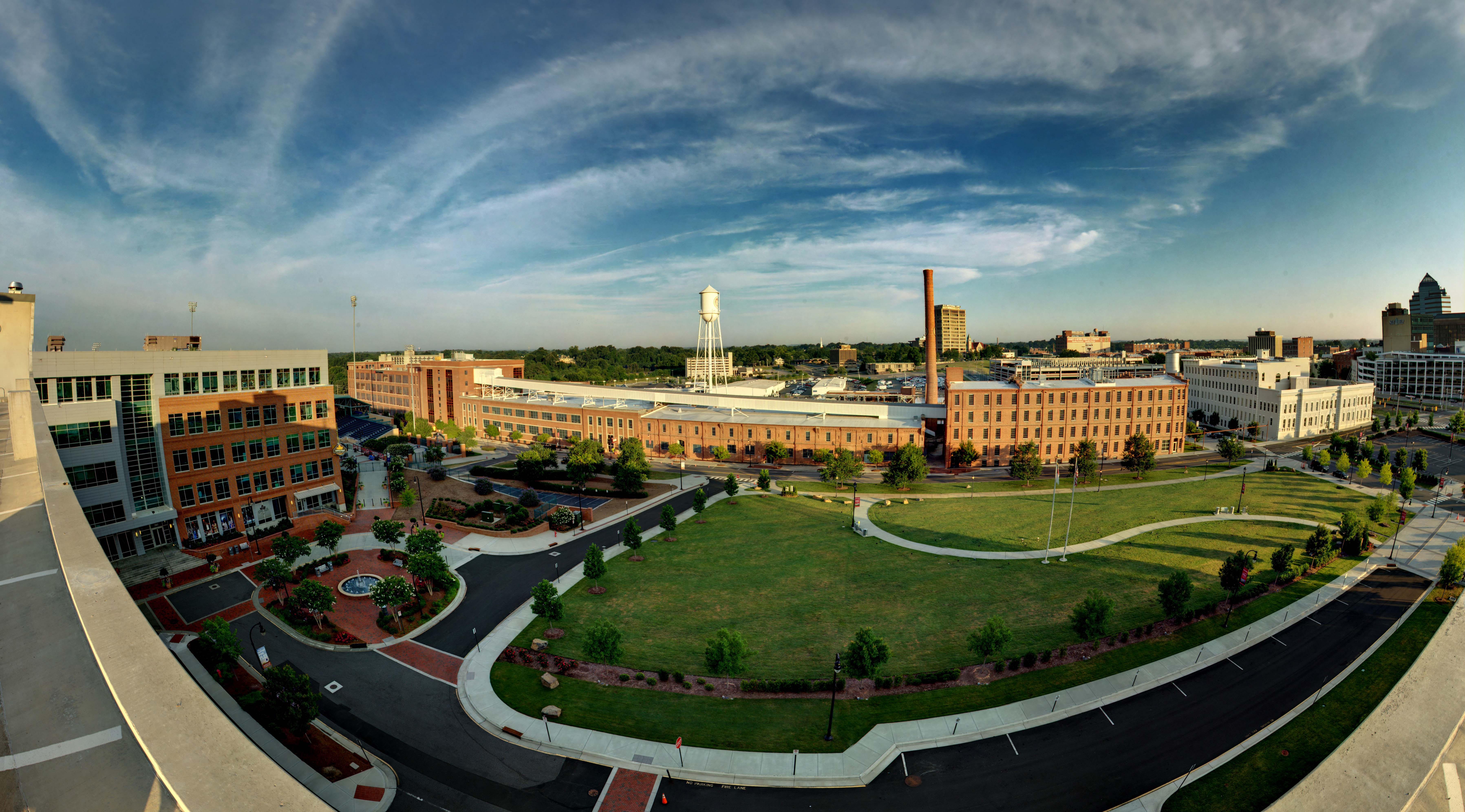 Durham S American Tobacco Campus Gets National Attention As Startup Hub
