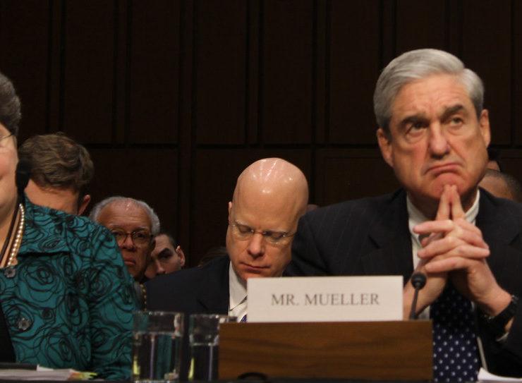 FBI Director Robert Mueller said cyber security