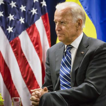 S Vice President Joe Biden during a meeting with President of Ukraine Petro Poroshenko
