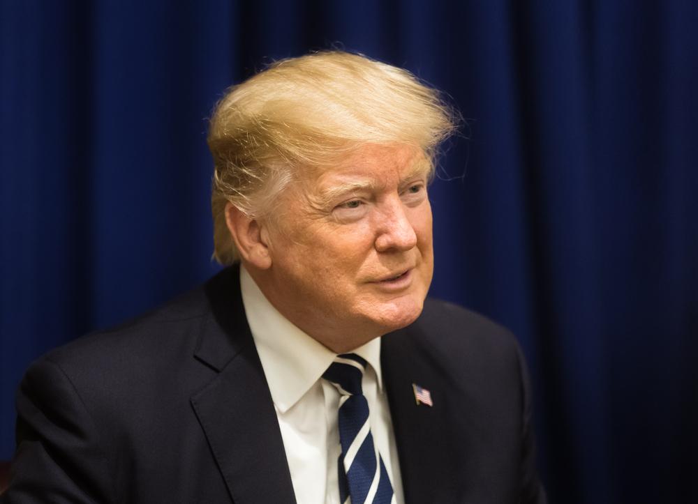 Meeting of the President of the United States Donald Trump with the President of Ukraine Petro Poroshenko