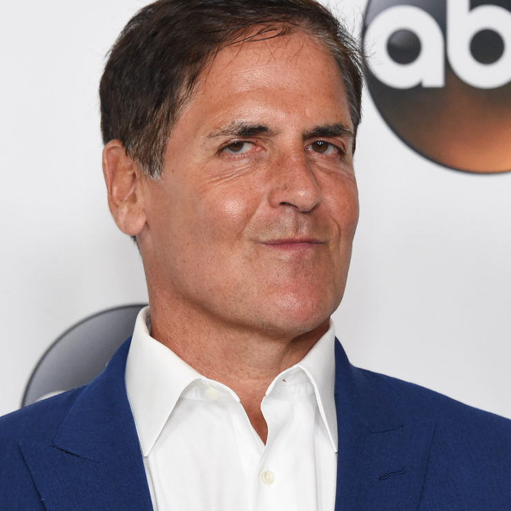 LOS ANGELES - AUG 06: Mark Cuban arrives for the ABC TCA Summer Press Tour 2017 on August 6, 2017 in Beverly Hills, CA - Image