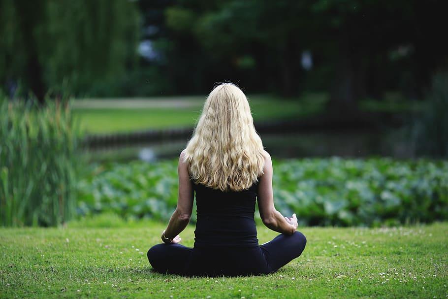 Meditation Mindfulness Nature Serenity