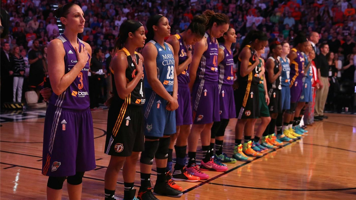 average-height-wnba-player