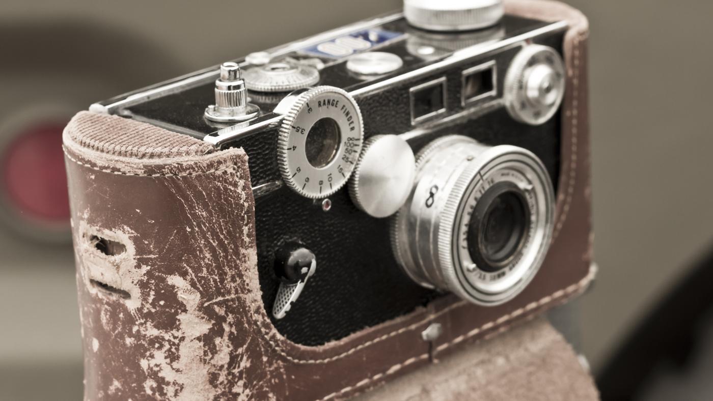 camera-invented