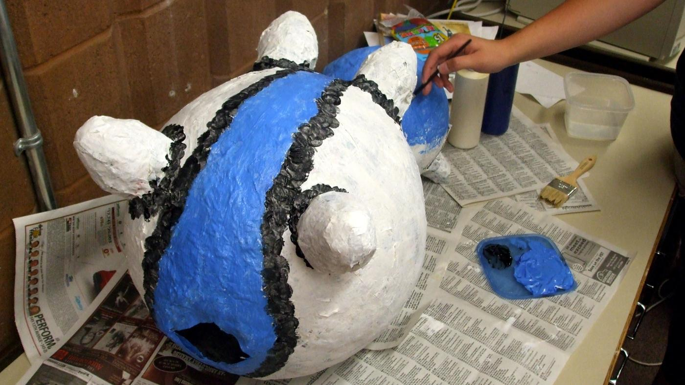 can-dry-paper-mache-oven