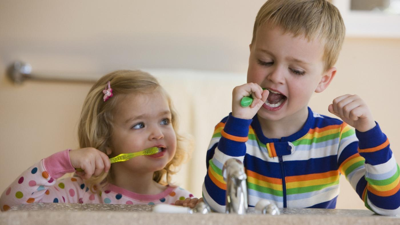 causes-dark-gums-children