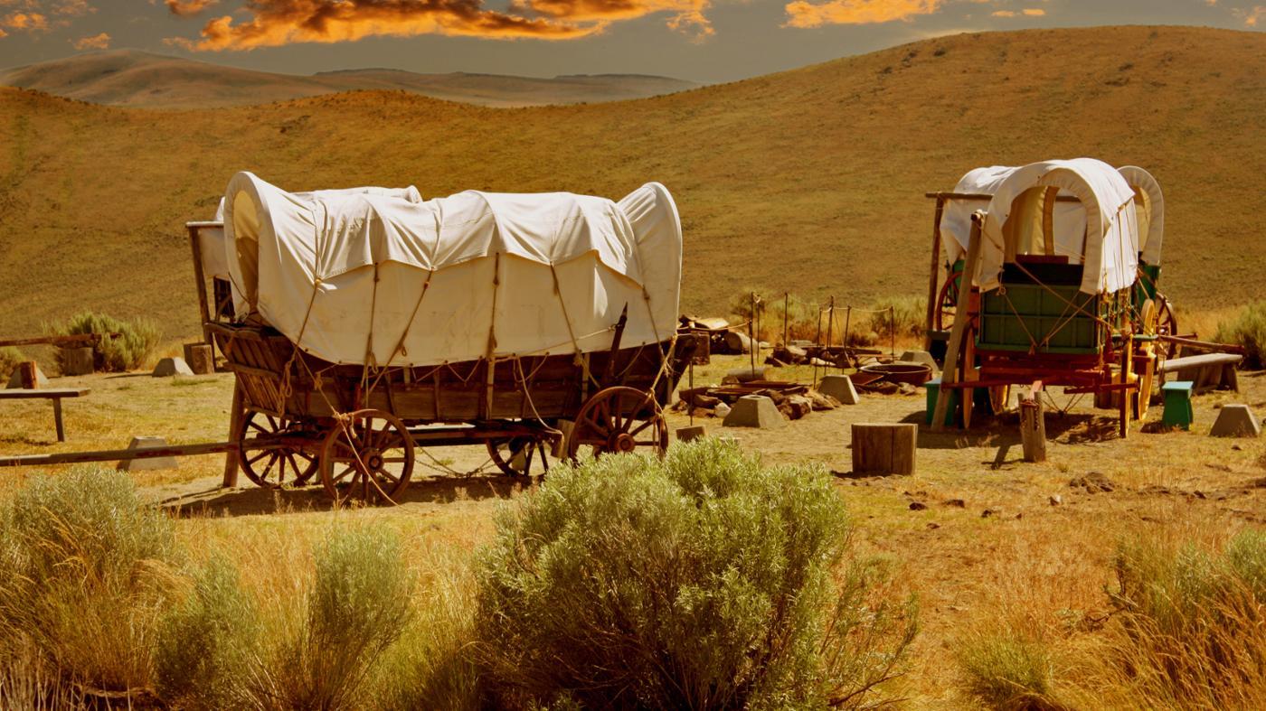 did-early-american-settlers-wear