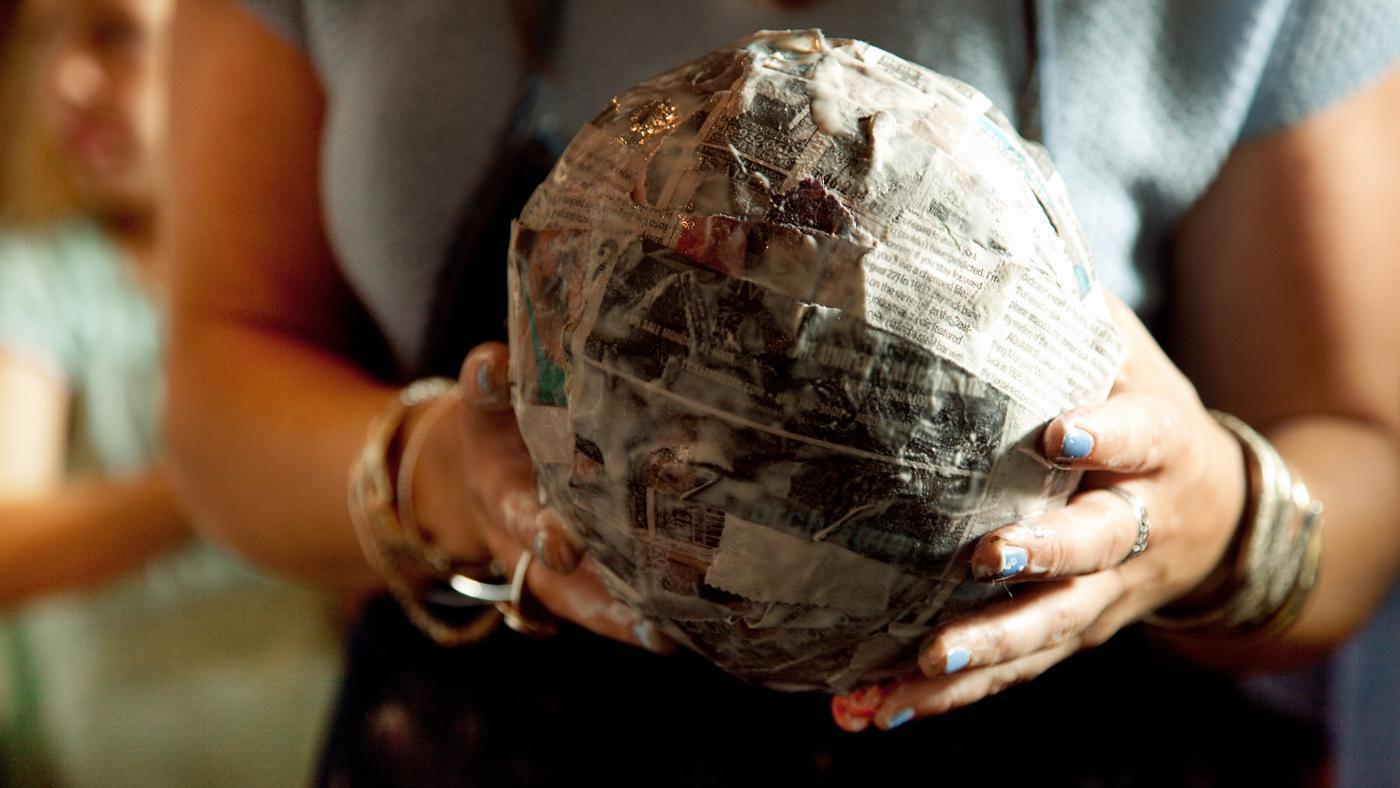 fast-ways-dry-paper-mache