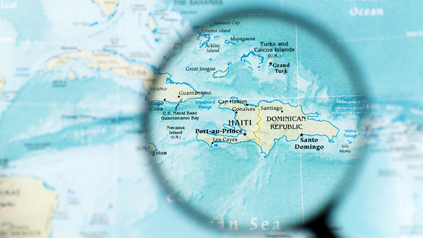 haiti-located