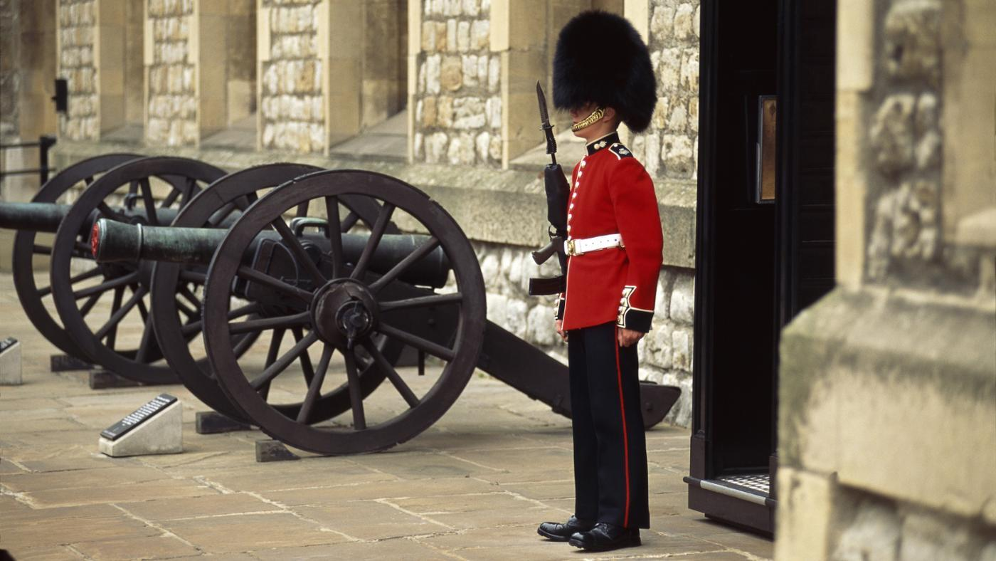 hat-called-english-royal-guards-wear