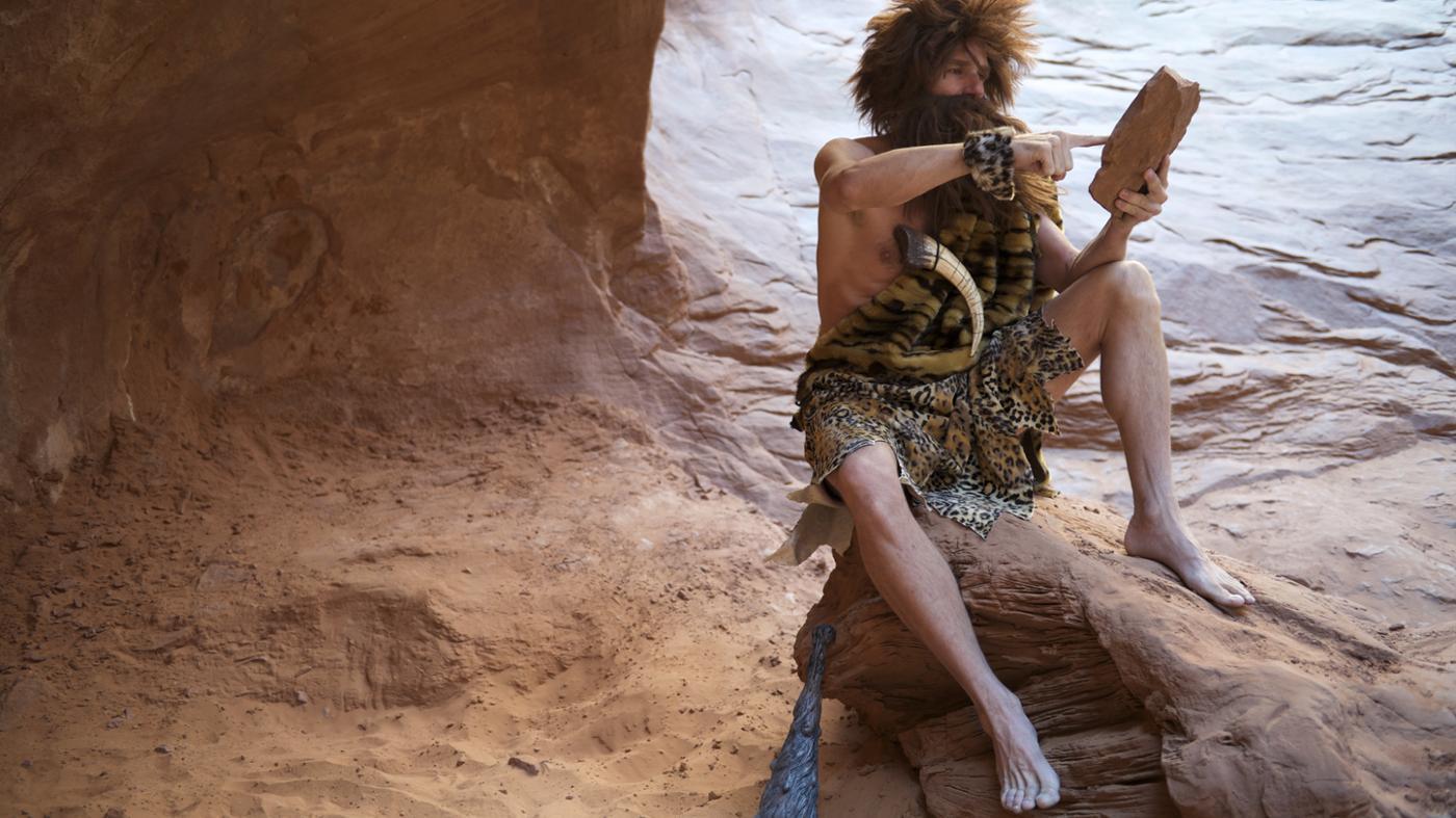 did-cavemen-communicate