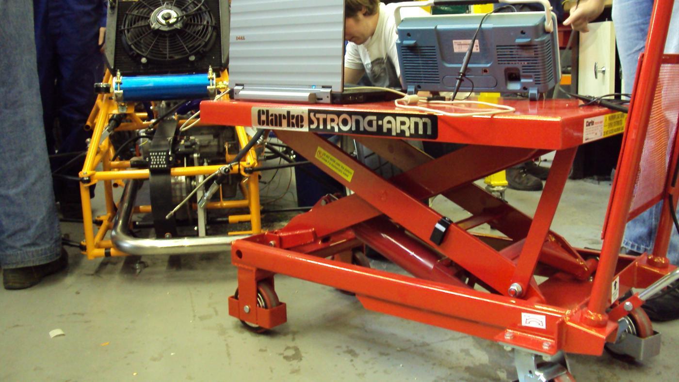 hydraulic-lift-work