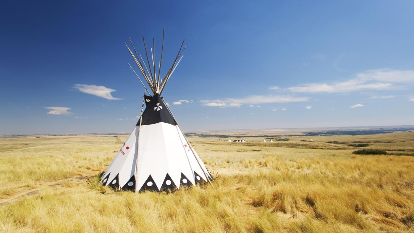 indians-used-teepees