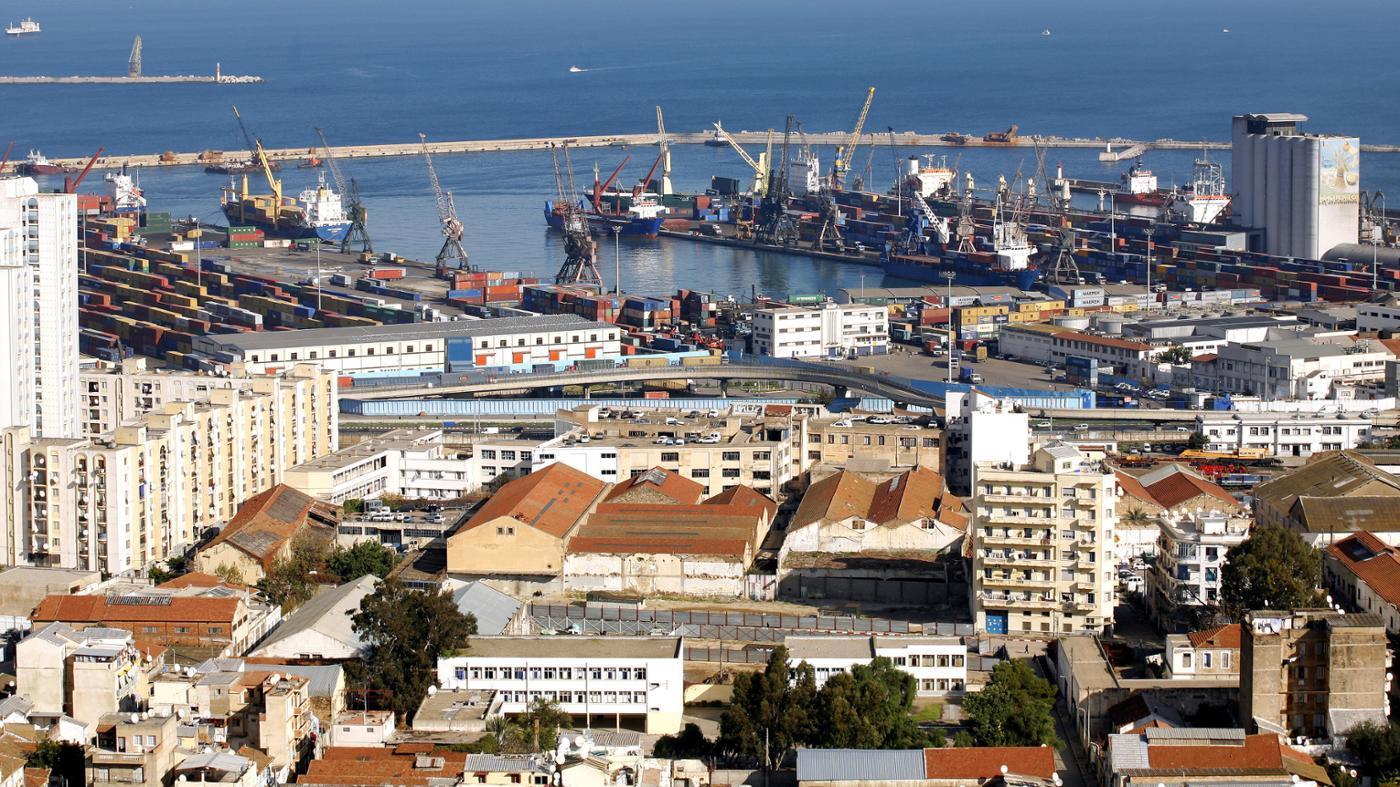 list-algerian-ports