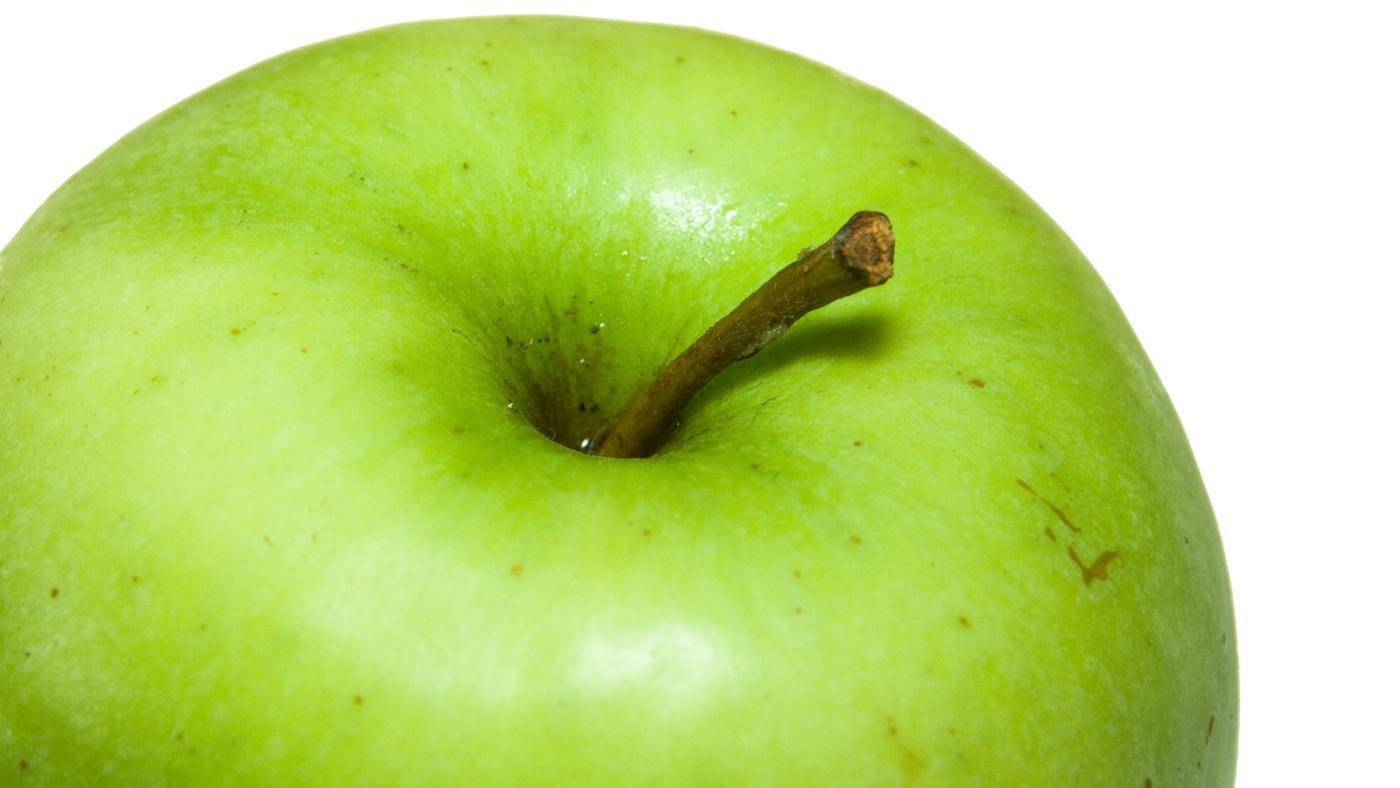 many-calories-green-apple