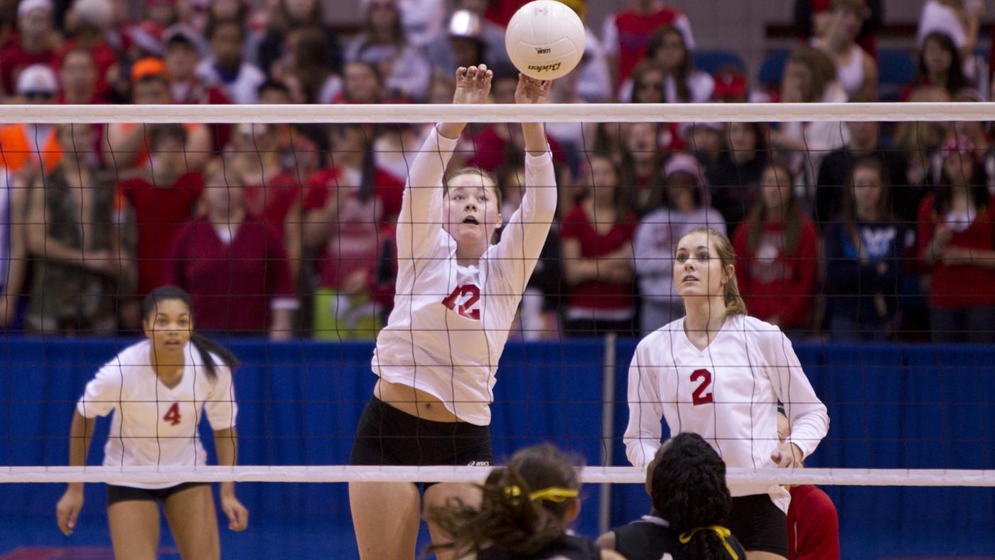 net-height-girls-high-school-volleyball