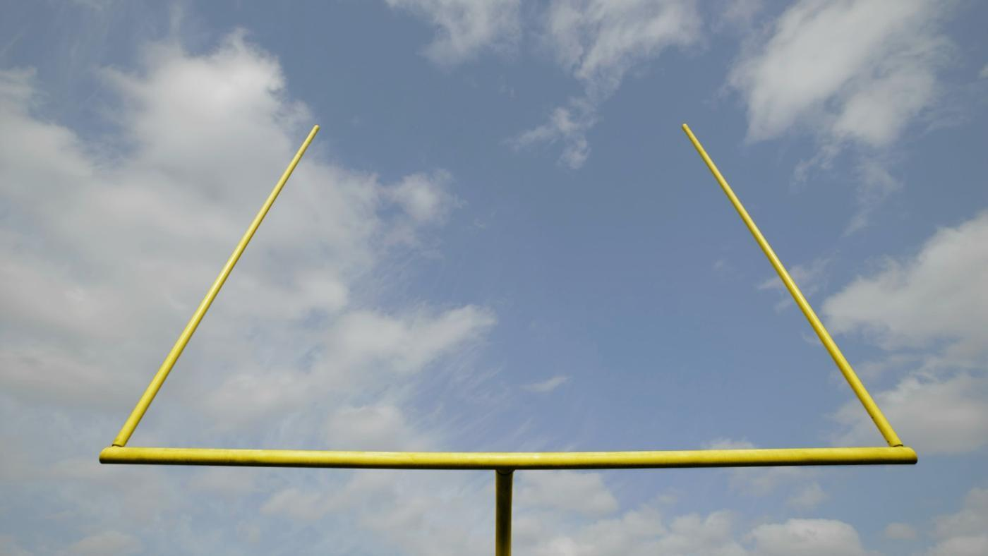 official-size-football-goal-posts
