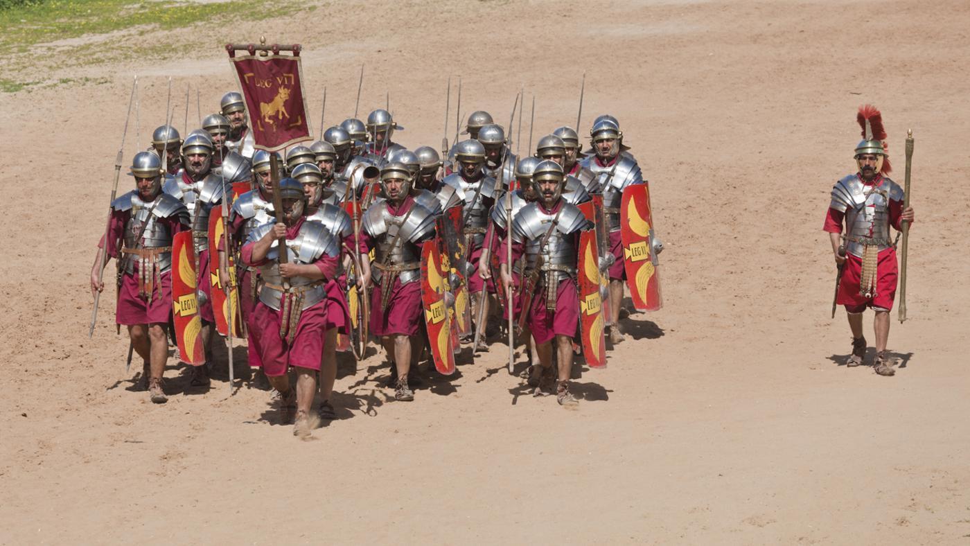 roman-army-organized