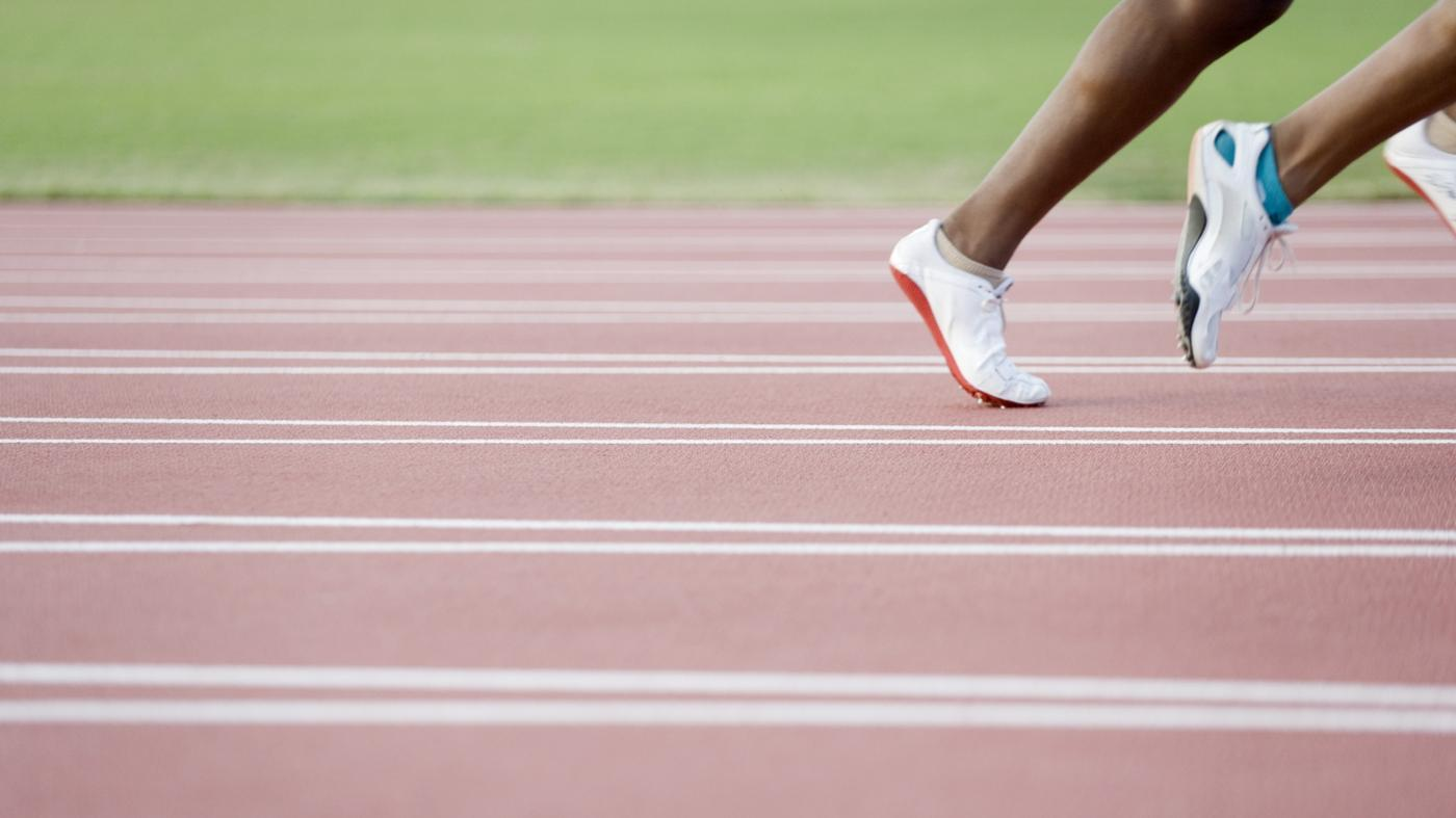 length-olympic-running-track