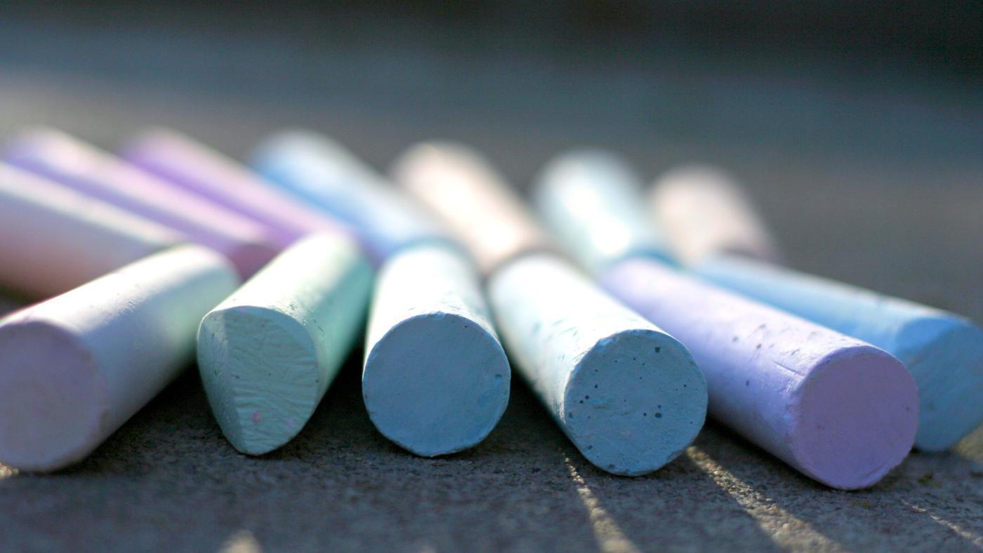 chalk-come