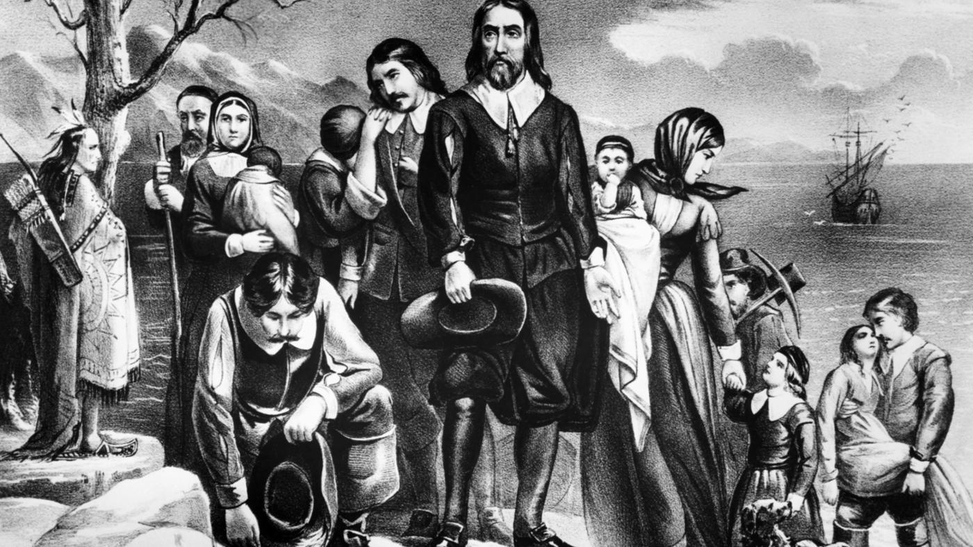 were-pilgrims